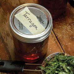 Tarragon Simple Syrup