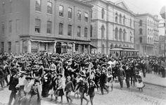 Emancipation Day, TX pictures | Emancipation Day celebration in Richmond, Virginia, ca. 1905.