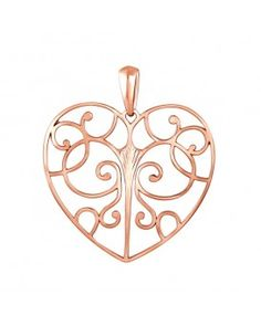 Beautiful Heart Pendant