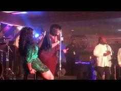Faith Evans & Kelly Price LIVE at Essence Music Festival 2013