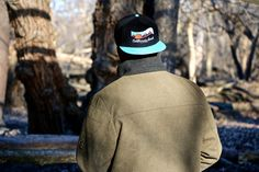 Into the Wild  #hat #snapback #forest #adventure #explore #californiagood #california #trees