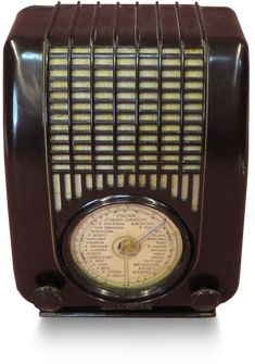 Telefunken 954 1952/ I have one kind of like this but it its green, and a portable, model  year 1923