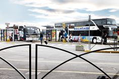 Orioshuttle bus stops in Orio al Serio BGY Airport