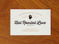 Hot Roasted Love – Die kleine Röstmanufaktur
