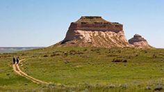 Pawnee Buttes, Pawnee National Grassland