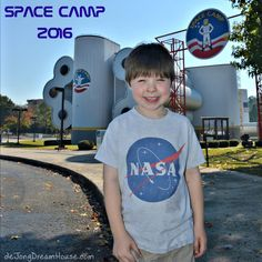 de Jong Dream House: de Jong Boys Go to Space Camp: pre-launch