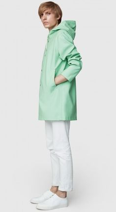 Stockholm Mint - Stockholm - Raincoats - Shop – Stutterheim Raincoats  Stutterheim Raincoat 53c9fde37e