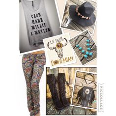 $19 Tanks $29 Skinny Jeans $38 Squash Blossom Necklace $39 Tall Suede Moccasin Boots $29 Boho Western Hat $24 Concho Cross Body Purse HUGE LIL BEES SALE TODAY!!!! www.lilbeesbohemian.com #holidaysale #ootd #outfitoftheday #western #countrywestern #hottie #texasbabe #countrygirl #followme #socute #squashblossom #squashblossomnecklace #follow4follow #lilbee #laceup #moccasins