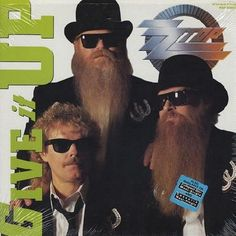 ZZ Top ‎- Give It Up USA 1990 Maxi mint Golden Promo Stamp on Cover