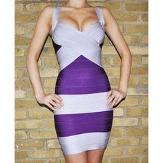 New Arrival. Herve Ledger inspired dress worn by Victoria Beckham: