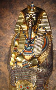 *TUTANKHAMUM: Artefact Replica, made by modern Egyptian artists in Cario, Egypt and of exceptional quality, Ancient Egyptian Art, Ancient Aliens, Ancient History, European History, Ancient Greece, Egyptian Party, Egyptian Mummies, Egypt Art, Ancient Civilizations