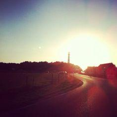 Sunset Ameland 2011