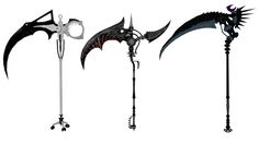 anime weapons staff - Google Search