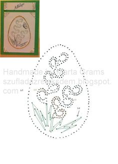 carterie, pergamano et tableaux 3D - Page 5 Embroidery Cards, Embroidery Patterns, Card Patterns, Stitch Patterns, Craft Presents, Sewing Cards, String Art Patterns, Art N Craft, Easter Crafts