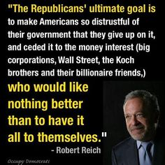 Robert Reich Words Of Wisdom He has endorsed Bernie Sanders & he has known Hillary since 19 years old. What does that tell you America! #BERN.