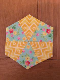 The New Hexagon by Katja Marek block 9 Doris