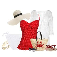Lets Hit the Beach Contest by kginger on Polyvore