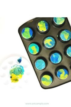 """""""We do not inherit the earth from our parents, we borrow it from our children. Creative Activities For Kids, Creative Arts And Crafts, Diy For Kids, Easy Crafts, Crafts For Kids, Creative Kids, Art Therapy Activities, Craft Activities, Mobiles Art"""