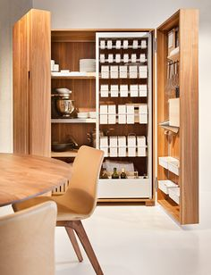 cocinas modernas - (Kitchen with modular system)