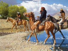 Crossing The Salt River by David Nordahl