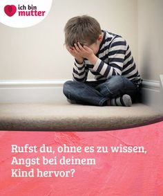 Angst, Kids And Parenting, Bean Bag Chair, Kindergarten, Baby, Disciplining Children, Emotional Development, Self Help, Parents