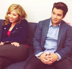 Jennette McCurdy & Nathan Kress :)