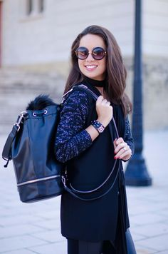 How to dress casual & trendy in your fall outfit : MartaBarcelonaStyle's Blog