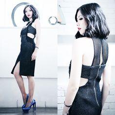 Olivia Lazuardy - Fringe Tweed