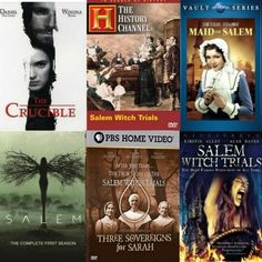 Witch trials television and movies - I respond I am a decendant  of one of the women and she is Susannah North Martin who was wrongly accused. we should learn from past mistakes.