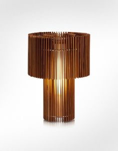 Skitsch Wood Table Lamp | FORZIERI