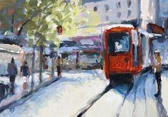 John K. Harrell - A Daily Painting Journal