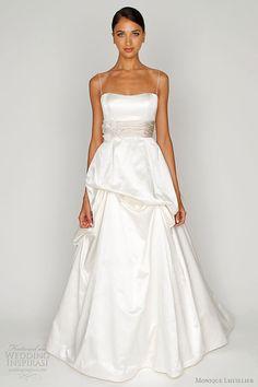 b06164270540 32 Best Bliss by Monique Lhuillier images | Bridal gowns, Alon livne ...