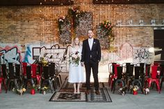 Looking to elope in Toronto? The Pop-Up Chapel Co. is the perfect way to both tie the knot and give back to your community in a beautifully designed and totally inclusive celebration. Brick Works, The Great White, Wedding Vows, Evergreen, Pop Up, Toronto, Knot, Celebration, Community