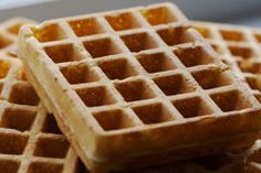 10 Surprisingly Delicious Waffle Recipes that Are Eggless and Dairy-free