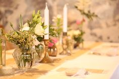 Events In Berlin, Candles, Table Decorations, Home Decor, Renting, Candy, Interior Design, Home Interior Design, Candle