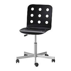 Drehstuhl ikea jules  JULES Swivel chair - white/silver color - IKEA not sure what kind ...