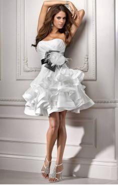 Krátké Svatební šaty, krátké svatební šaty Austrálie - SheinDressAU