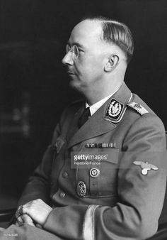 Himmler At Berlin In Germany On October 4Th 1940