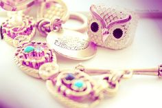 Cute Owl Necklace #owl #necklace www.loveitsomuch.com