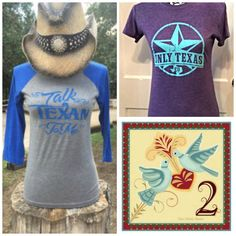 12 Days of Christmas GiVe-A-WaY!  Ya'll it's a Texas Christmas. Like, MUST share & mention a friend, comment size to win!