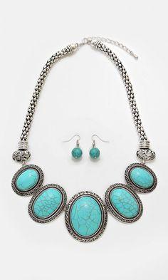 Turquoise Sedona Necklace
