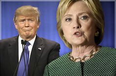 """""""Vote for Hillary or be responsible for Trump"""" is slogan of someone maintaining -- or being played -- by the system"""