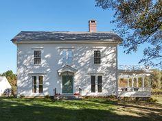 Hendricks Churchill Interiors and Traditional Houses | 1820 Farmhouse