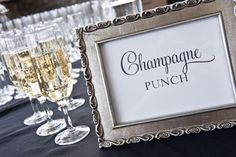 1 bottle champagne, 1 2-ltr ginger ale and 1 qt. white grape juice. Perfect for the holidays!