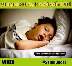 SALUD BUCAL: Consecuencias de la respiración bucal   Directorio Odontológico