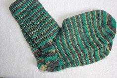 Weiteres - Handgestrickte Socken Gr. 36/37  - ein Designerstück von bastelmaus19 bei DaWanda
