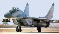 """Russian Air Force MiG-29A """"Fulcrum"""""""