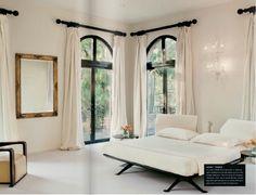 Farmhouse Roman Shades Master Bedrooms