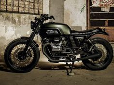 Like the saddle and rear fender