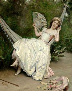 Impressioni Artistiche : ~ Raimundo de Madrazo y Garreta ~ Spanish painter, 1841-1920
